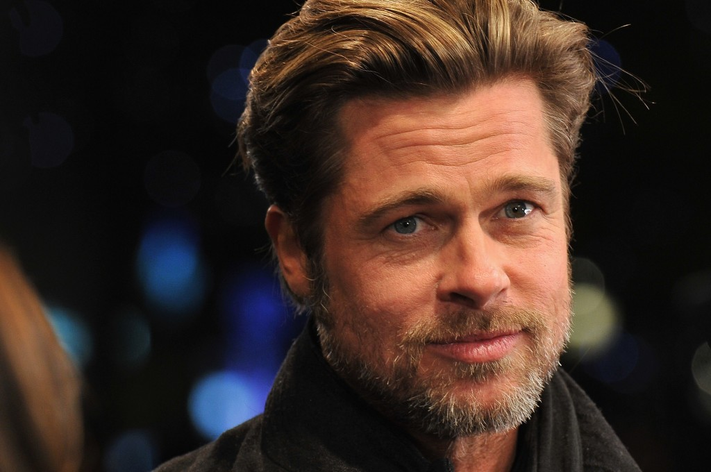 GQ Brad Pitt Birthday Hair TOUT