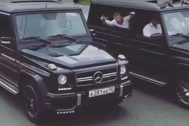 Vladimir-Putins-rookie-spies-in-hot-water-after-showing-off-Russias-secret-service-Mercedes-fleet