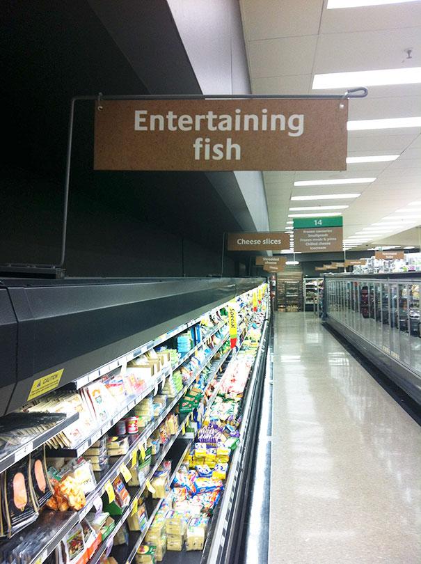 Szórakoztató hal
