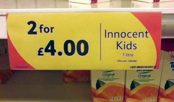 Olcsón ártatlan gyerekeket?