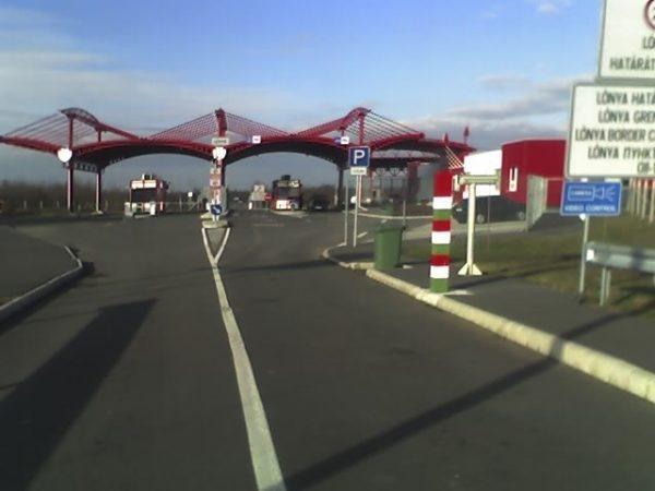 lónyai határállomás