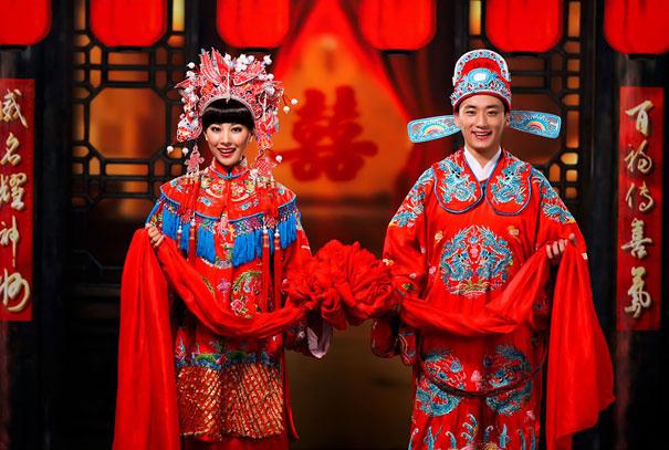 Kínai esküvő