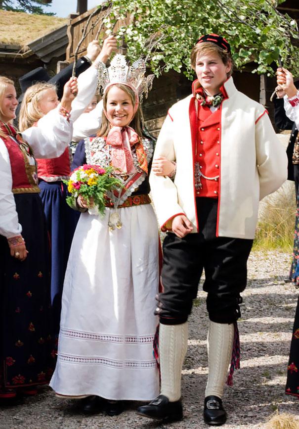 Norvég esküvő