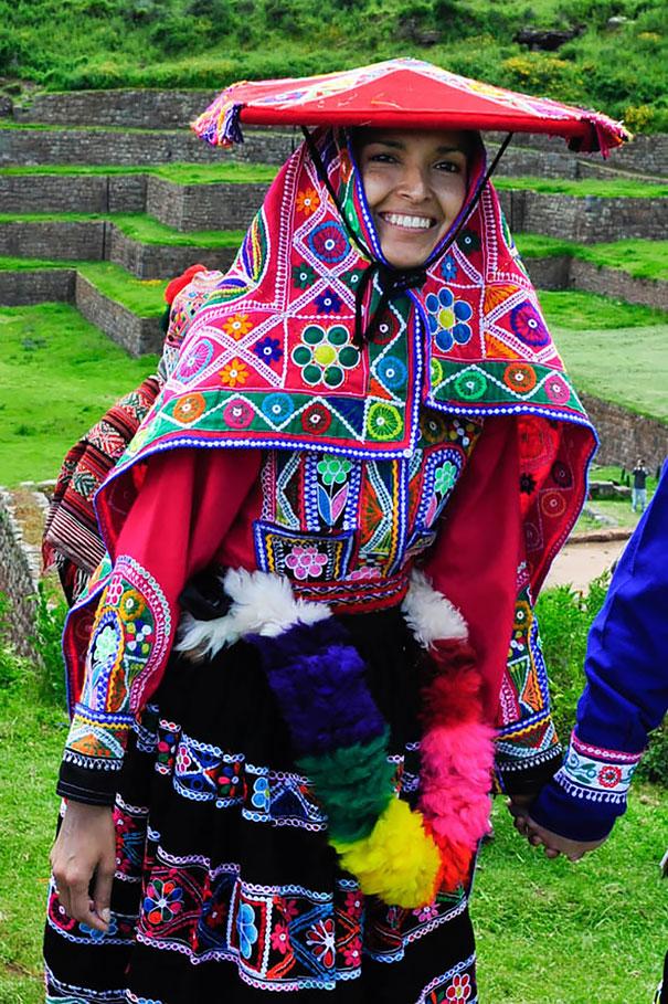 Menyasszony Peruból