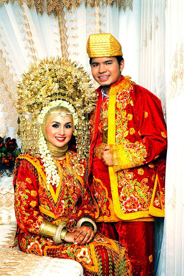 Indonéz esküvő