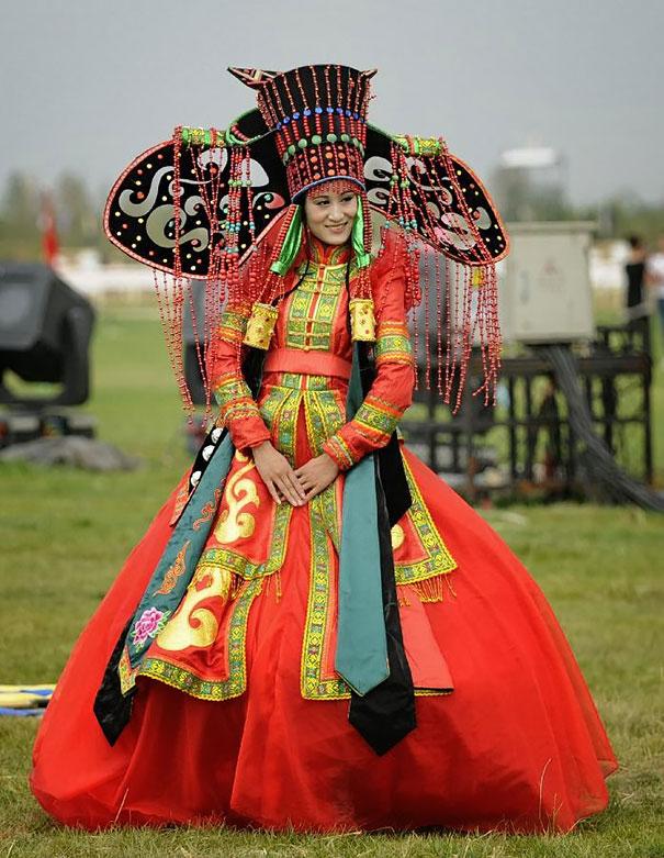 Mongol menyasszony