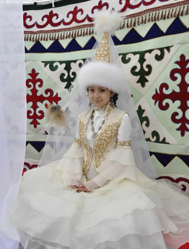 Kazah menyasszony