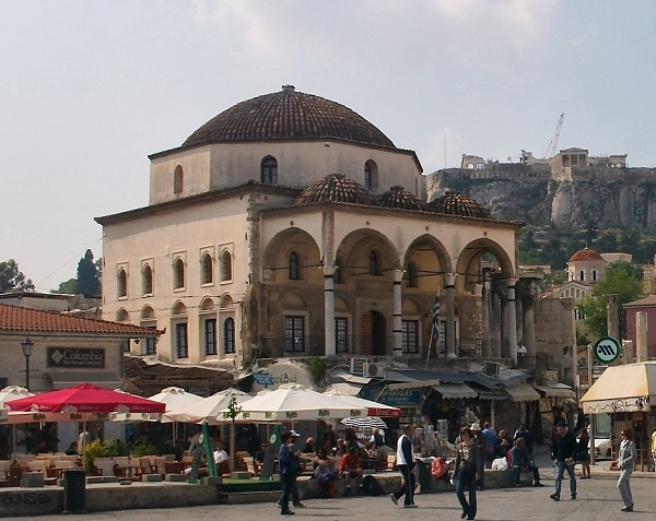 Athens Mosque