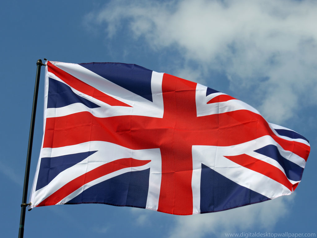 Flag of Great Britain English Flags (1)