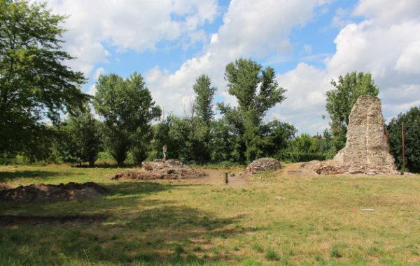 dombóvári vár