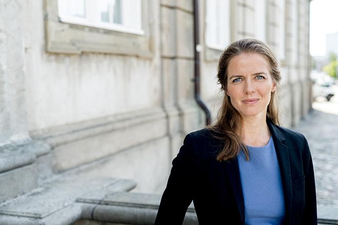PR Portræt af Ellen Trane Nørby