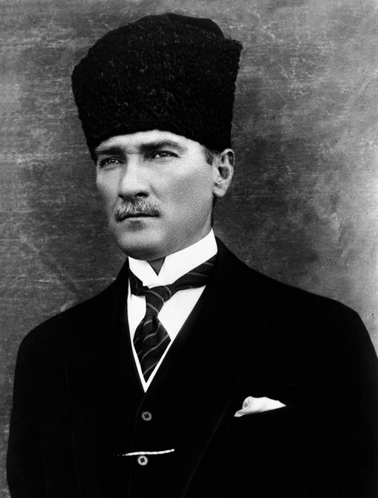 Atatürk, a törökök atyja