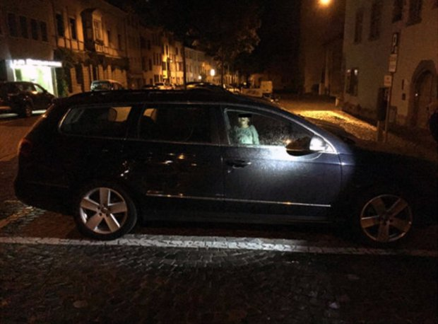 "Pic shows: The boy that has been left alone in a car while she went clubbing with colleaguesnnSwiss police had to free this hysterical toddler after he had been locked up in a parked car while his mother went partying with workmates in a local club.nnThe incident happened in the city of Schaffhausen in northern Switzerland, close to the border with Germany.nnIn the early hours of Sunday morning, passersby suddenly heard a screaming toddler. When they located the source of the cries, they noticed a child was locked all alone in a car without any adult supervision.nnThe group then went looking around the area to see if they could find the owner of the car. When they could not locate the child¿s parents or any caretaker, they notified the police.nnAfter the police officers arrived at the scene, they immediately called a car mechanic to open the car. Twenty minutes later, just before the car mechanic arrived, the mother of the child suddenly turned up and took care of her frightened son.nnThe Schaffhausen police said in a statement that the 25-year-old mother had left the child so that she could go clubbing with her workmates. They noted that the young woman will now have to face charges for ""dereliction of the duty of care of her child in front of the public prosecutors"".nnOne of the passersby could not control his anger at the behaviour of the young mother.nnAfter the woman was reunited again with her son, he allegedly damaged the parked car of the woman in which the child had stayed alone. According to local media, the woman reported the man to the police who are nearby and demanded that he be charged for vandalism.nn(ends)"