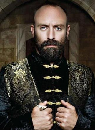 Halit Ergenç eg remek színész, aki végzi munkáját és az egész történelemről nem tehet