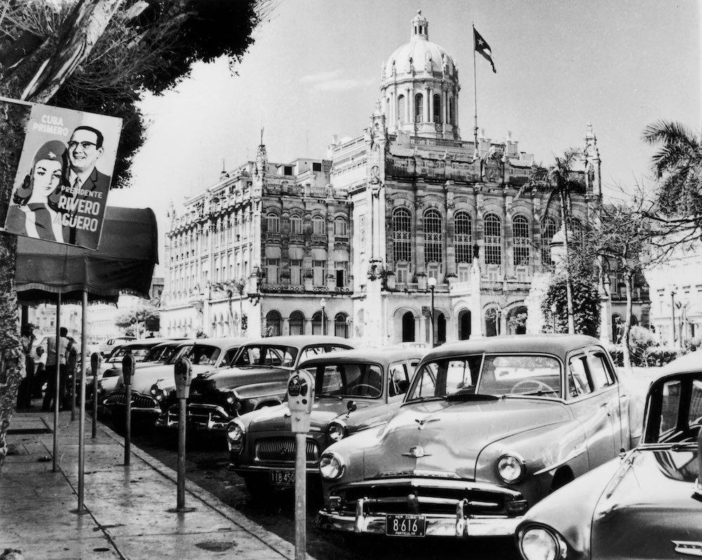 Palace At Havana