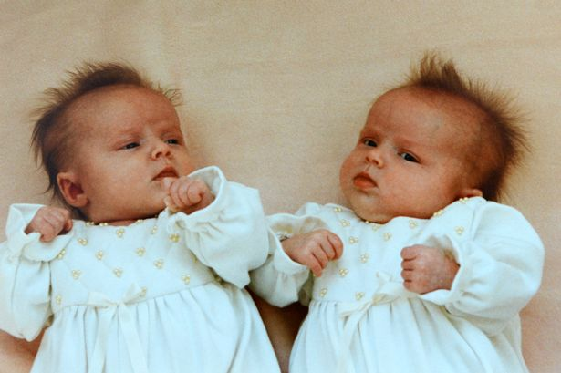 JK-PRESS-PIC-COLLECT-Baby-number-two-and-three-twin-girls-February-1997