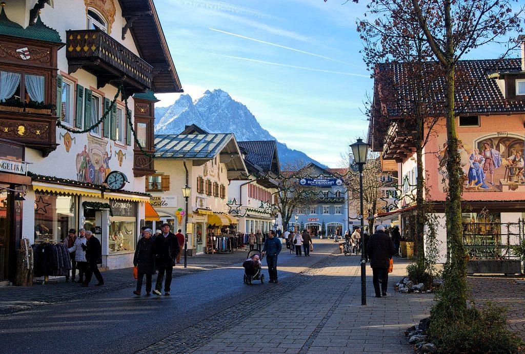 Am-Kurpark-Garmisch-Partenkirchen