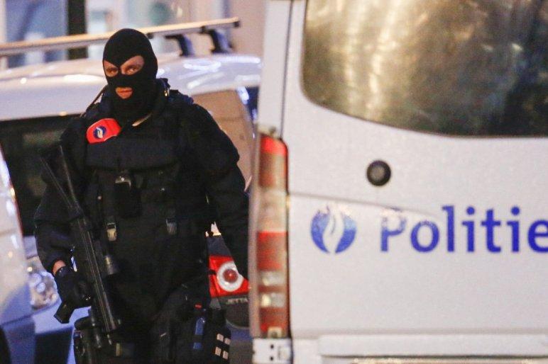 belga rendőrség