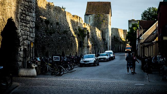 Visby városa