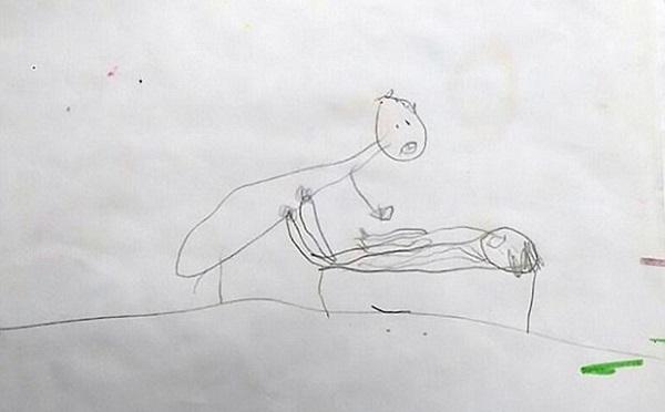 Össze rajzolt szex