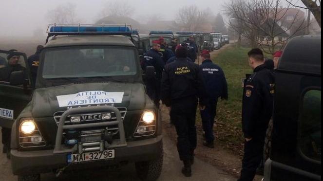 román határrendőrség