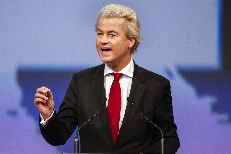 Geert Wilders earned a  million dollar salary - leaving the net worth at 0.7 million in 2017