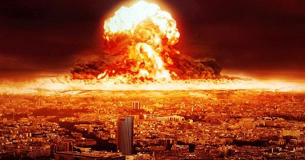 Az atomrobbanás eredményei