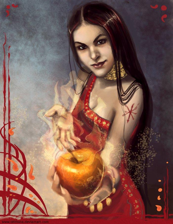 ... a veszekedés gonosz görög úrnője Erisz a sötét istennőd 2018-ban.  Árész 749a10cd01