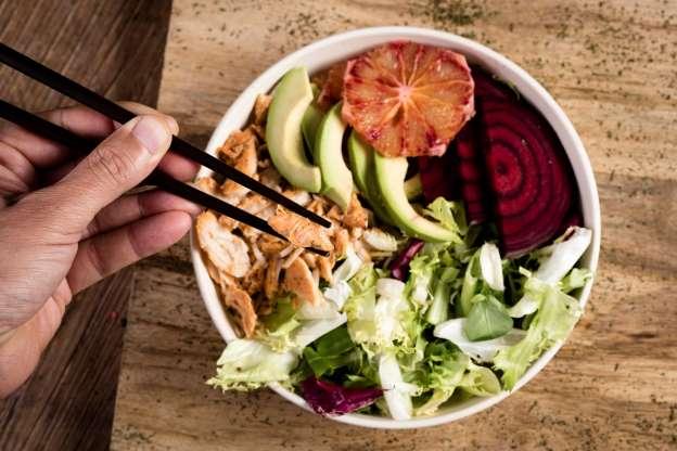 az étrend változásai